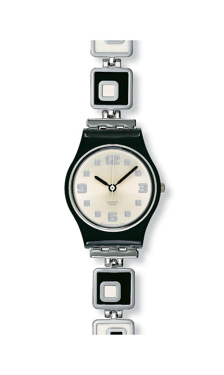 Swatch chessboard armband