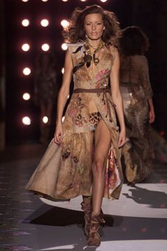 fake chrome hearts Roberto Cavalli Spring 2002 Ready-to-Wear - Collection - Gallery - Style.com