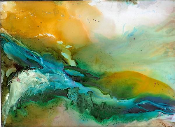 Japanese Meadow by Alexis Bonavitacola