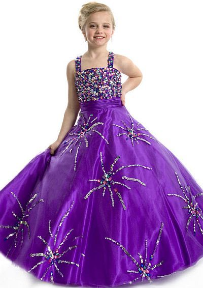 Perfect Angels 1468 Girls Pageant Dress image