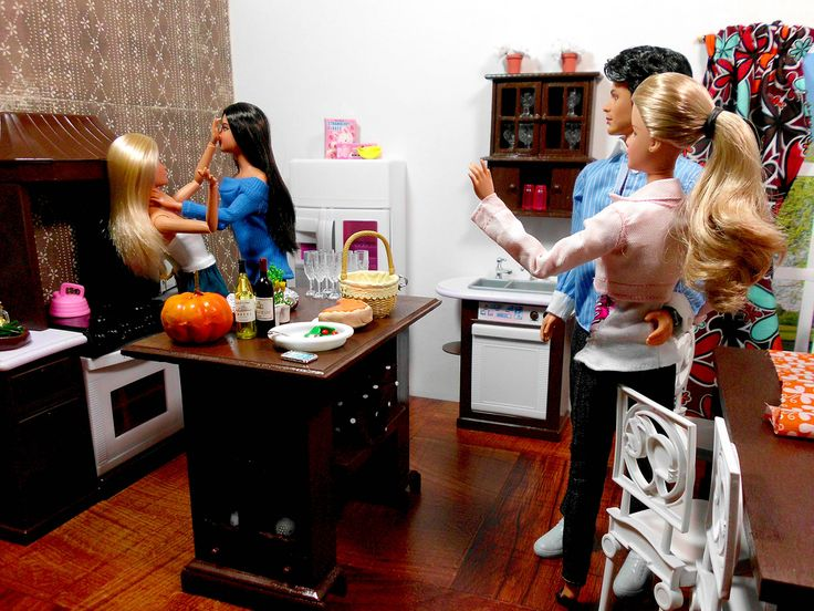 1000+ Images About Barbie Dioramas On Pinterest