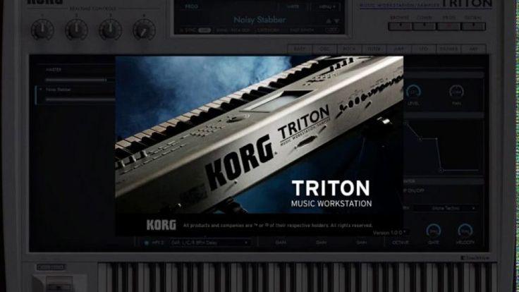 Korg Triton V2 0 0 For Windows Latest Version Free Download 2020 Korg Triton Radio Channels
