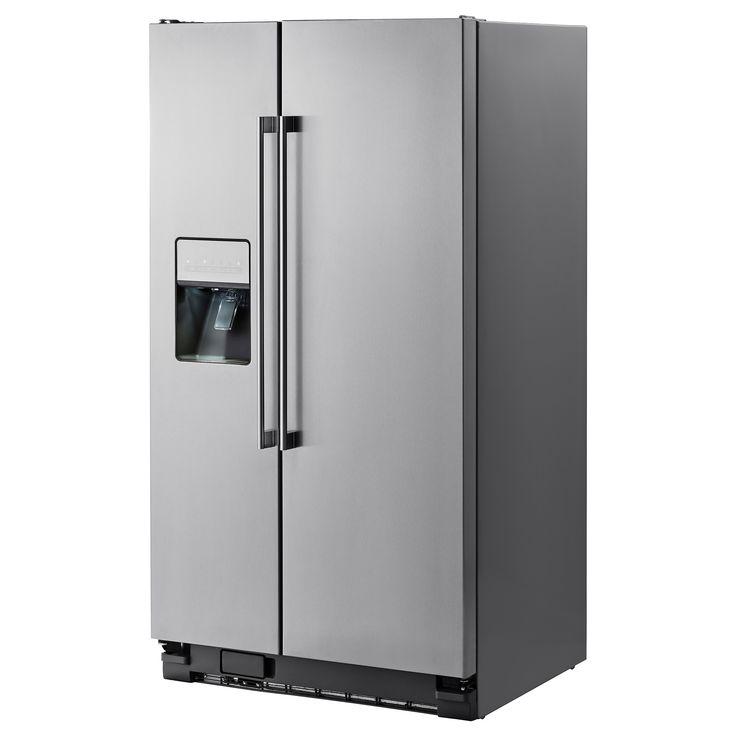 "Ikea Kitchen Appliances: 156 Best ""Stylish Refrigerators"" Images On Pinterest"