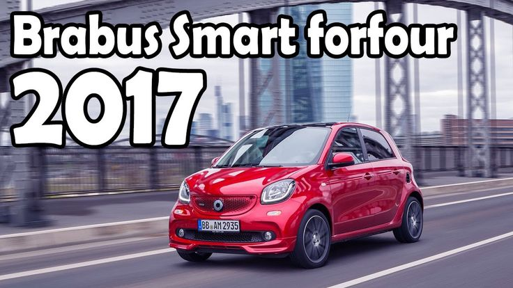 2017 brabus smart forfour brabus sport exhaust system