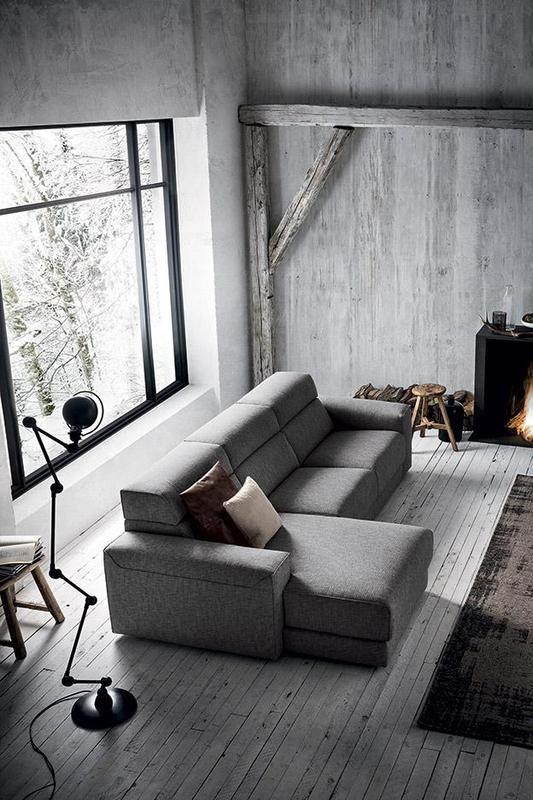 Ajar modern ülőgarnitúra - www.montegrappamoblili.hu