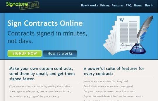 12 Useful Online Signature Maker Websites