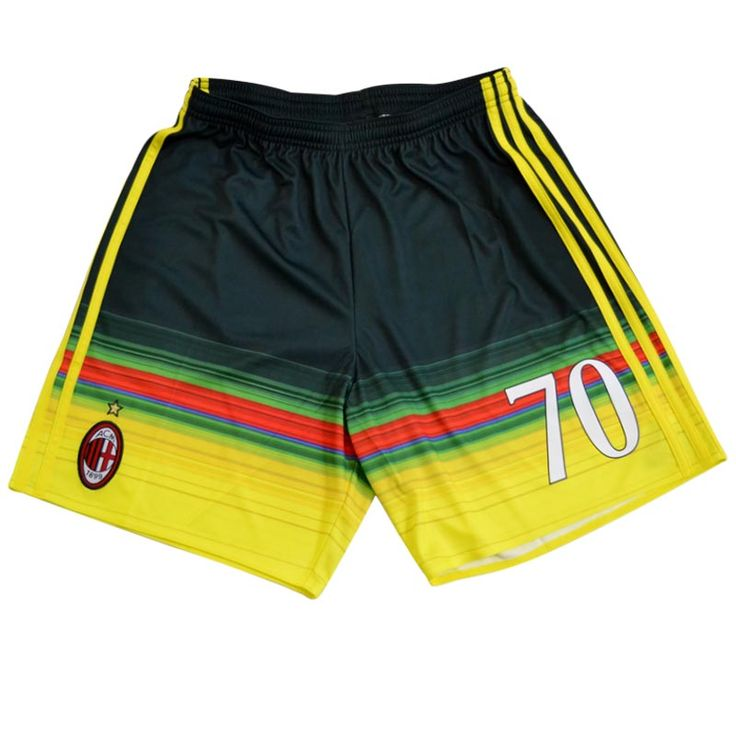 Milan Pantaloncini Terza JUNIOR 2015-16