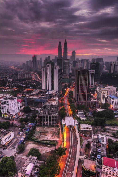 Kuala Lumpur   Malaysia (by Mohamad Zaidi Photography)