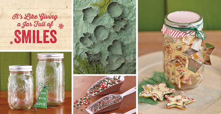 Do it yourself edible gifts via cost plus world market for Edible christmas gifts to make in advance