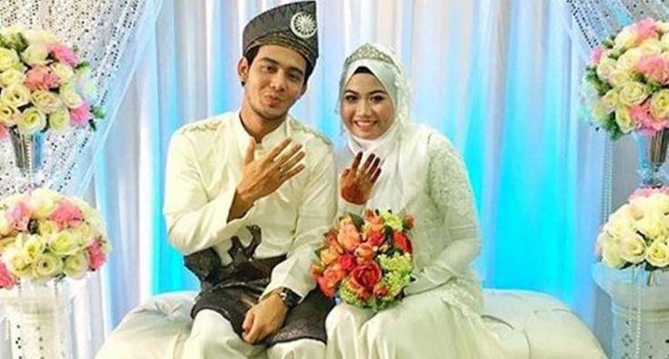 """Hadiah mengejutkan Hafidz Roshdi kepada isterinya   Pelakon Hafidz Roshdi akan membawa isterinya Nurul Shuhada Mat Shukri berbulan madu ke tiga lokasi berbeza kerana masih belum sempat berbuat demikian selepas berkahwin pada 30 April lalu. Mereka akan bercuti ke sebuah lokasi di dalam negara pada minggu hadapan sebelum terbang ke Medan Indonesia sebelum Ramadan dan seterusnya ke Tokyo Jepun selepas Aidilfitri. """"Selepas berkahwin tidak sempat ke mana-mana kerana sibuk dengan penggambaran…"""