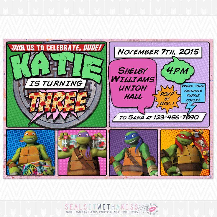 149 best TMNT images on Pinterest Teenage mutant ninja turtles