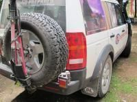 Discovery 3/4 RHS Single Wheel Carrier