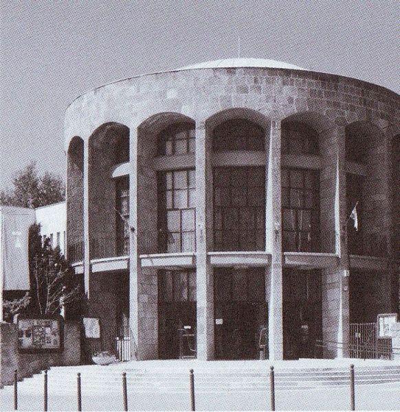 Magyar Optikai Művek klubháza, Budapest, 1950-51