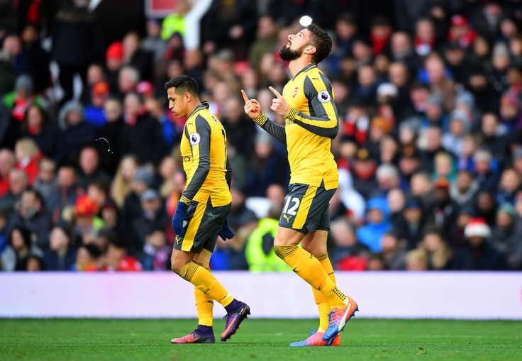 @TheArsenal Olivier #Giroud rescues uninspired #Gunners with last gasp equaliser #9ine