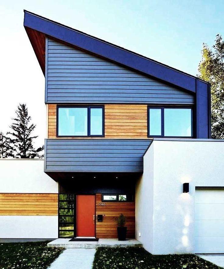 Modern Exteriorwall Designs: Fascinating Exterior Cedar Siding Ideas