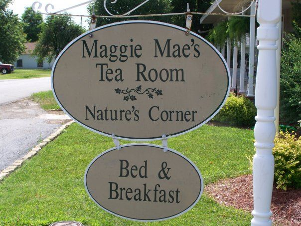 Maggie Mae's Tea Room, Miller, Missouri - Absolutely love this place!!  I make it a point to go here everytime I visit my family :)