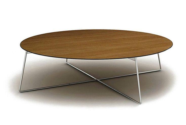 wohnzimmertische rund:Modern Round Coffee Table