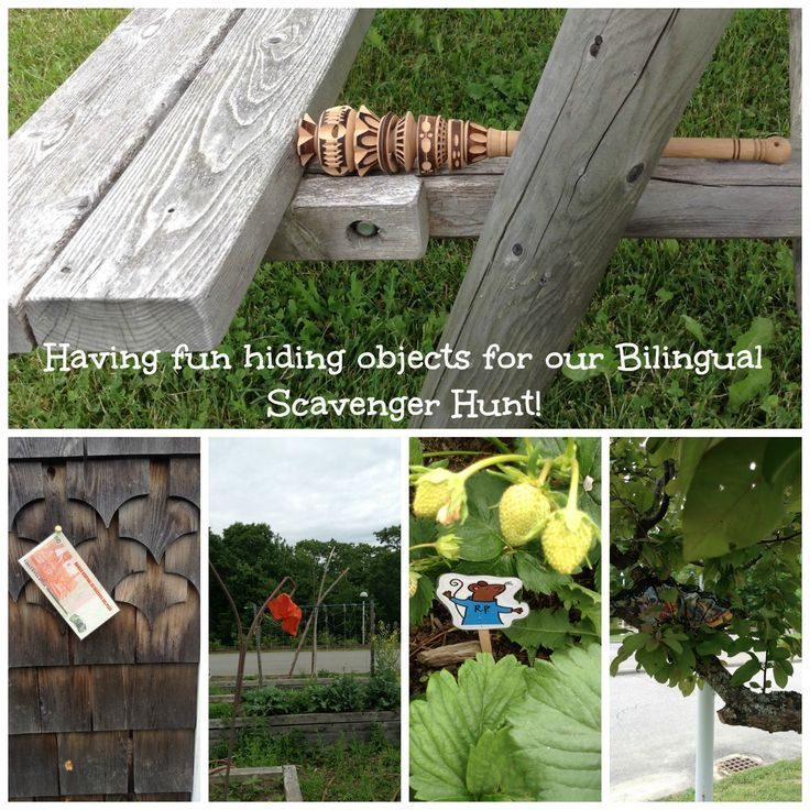Blog post -Bilingual scavenger hunt for elementary Spanish students..with free printable! Mundo de Pepita, Resources for Teaching Spanish to Children