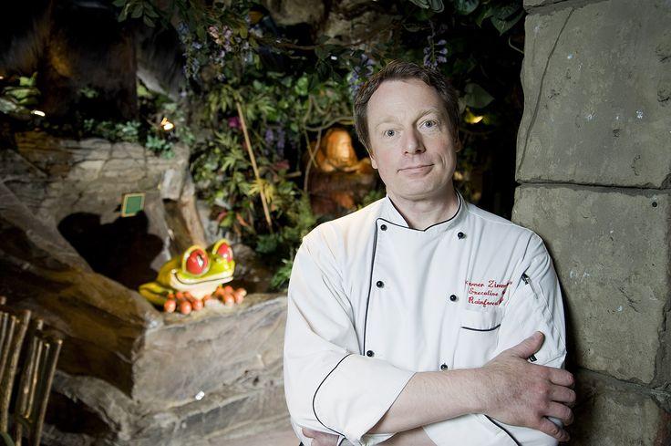 Meet Werner Zimmerman our Head Chef at Rainforest Cafe!