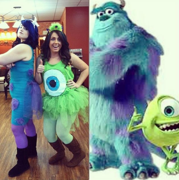 monsters costume