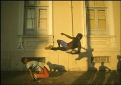 Miguel Rio Branco 1984 The Capoiera is an Afro-Brazilian martial art with dance like...