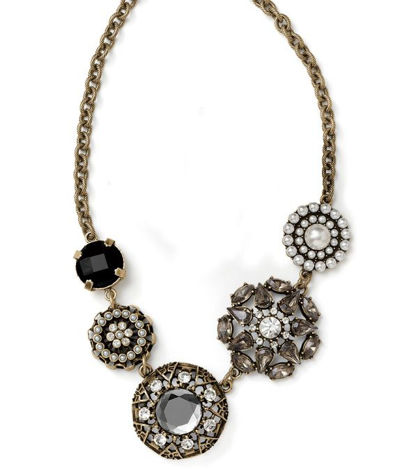 60 best jewelry inspiration images on pinterest necklaces jewelry this is one of my favorite lia sophia necklaces fandeluxe Choice Image