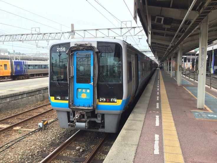JR四国 2100系気動車