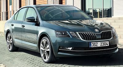 Skoda zeigt Facelifted 2017 Octavia In neue Bilder und Videos Featured New Cars Skoda Skoda Octavia Skoda Videos Video
