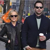 Amy Poehler and Nick Kroll out in New York 172269