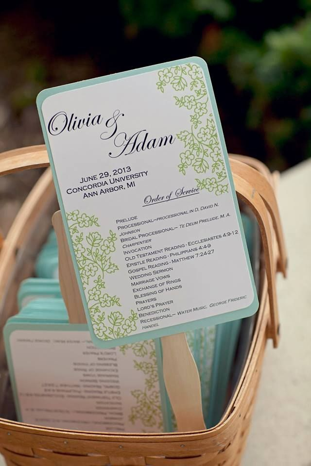 diy wedding programs wedding program fans wedding fans wedding