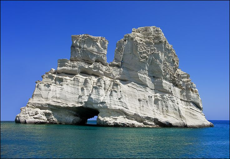 Milos Island Greece