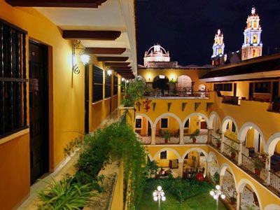 hotel caribe merida   Hotel Caribe, Hoteles Merida, Hotel Boutique, Reservación de Hotel en ...
