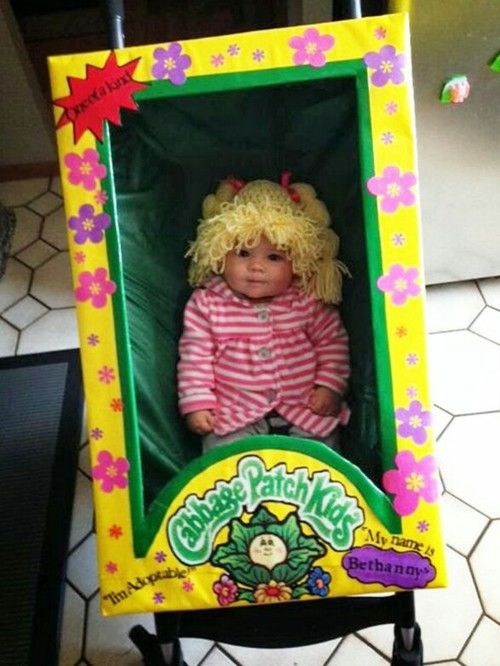 Cabbage Patch Kids #sweet