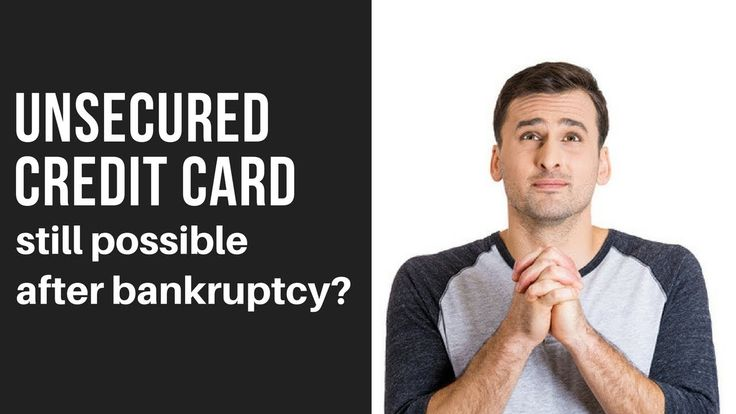 If you really need a credit card after bankruptcy, you can explore other options such as getting an unsecured credit card or a cosigner on a traditional credit card. If you want advice on whether you should reaffirm credit card debt during bankruptcy, consider consulting with a bankruptcy attorney.