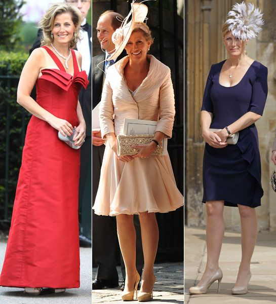 How Sophie, the Countess of Wessex has transformed her style in recent years