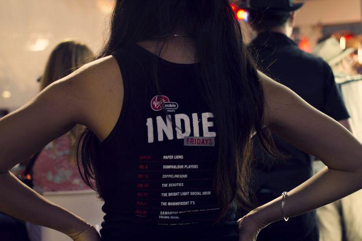 indie fridays