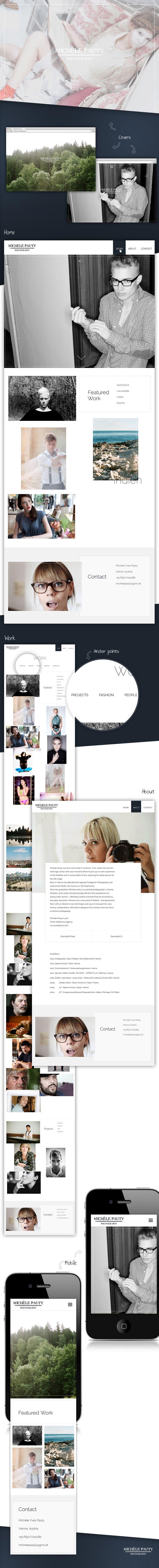 webdesign #screendesign #beer #wieneubräu #onepager   webdesign ...