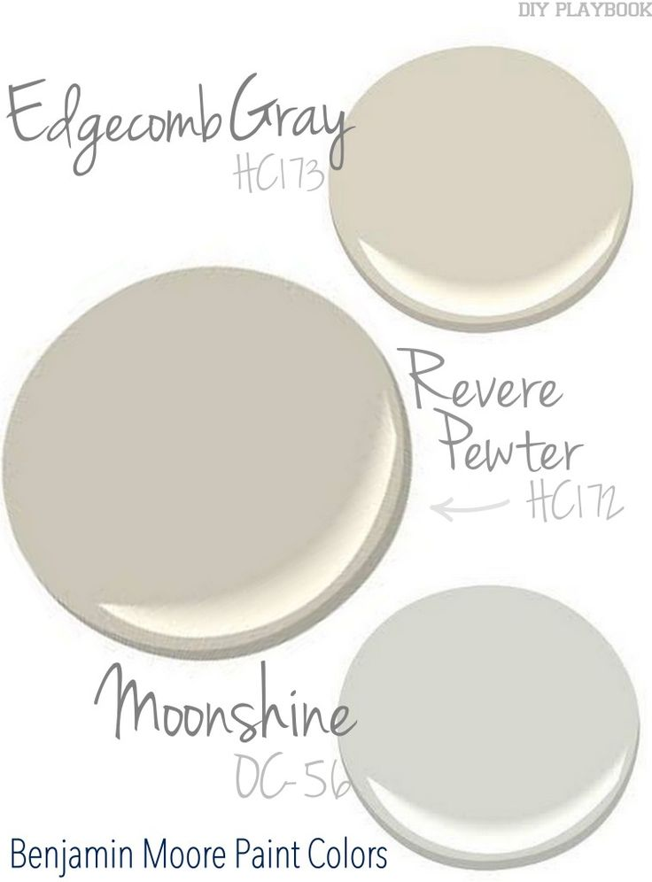 Neutral Wall Color Combo