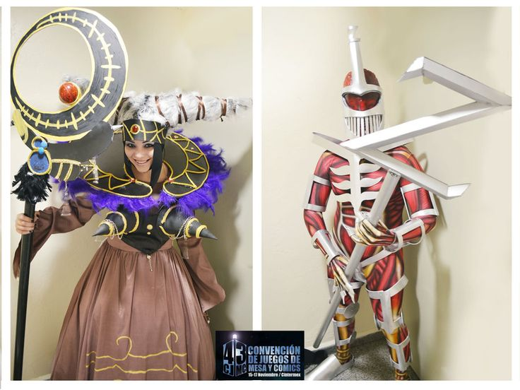 Rita Repulsa And Lord Zedd Cosplay by Nao-Dignity.deviantart.com on @deviantART