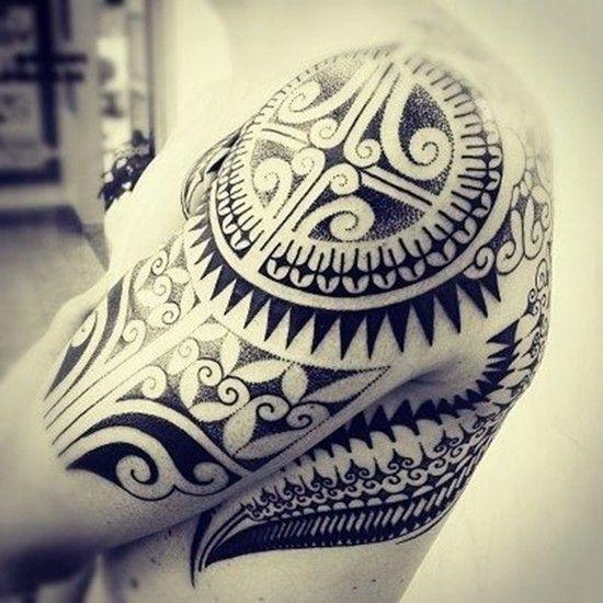 165 Best Arm Tattoos for Men, Women, Girls & Guys awesome #maoritattooswomen