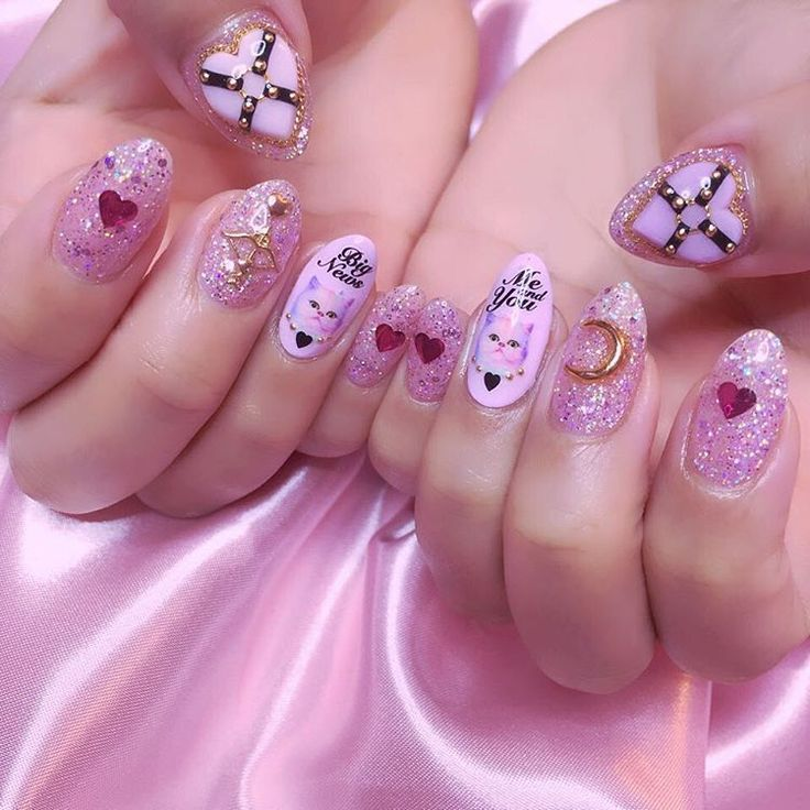 177 best ♡ Pretty Nails ♡ images on Pinterest | Kawaii nails ...