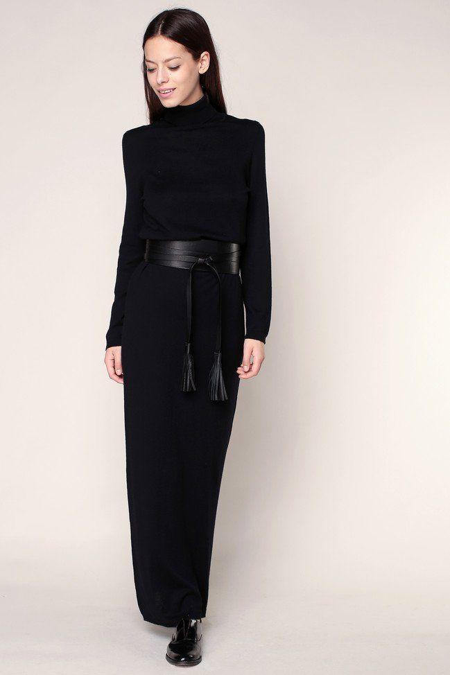 Les 25 meilleures id es de la cat gorie robe pull noir sur for Prix de la robe de lazaro