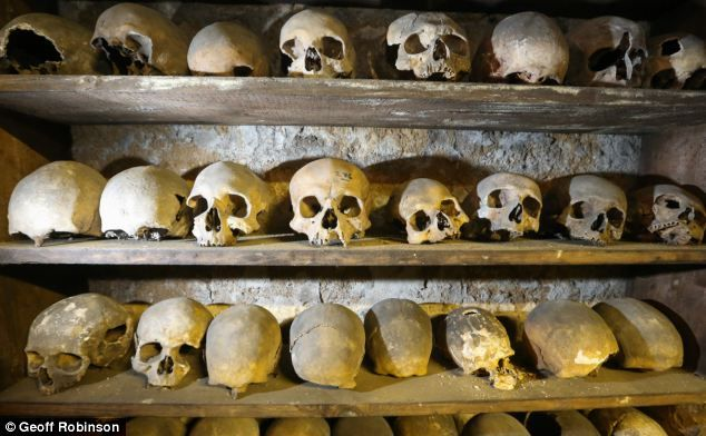 The Rothwell Bone Crypt
