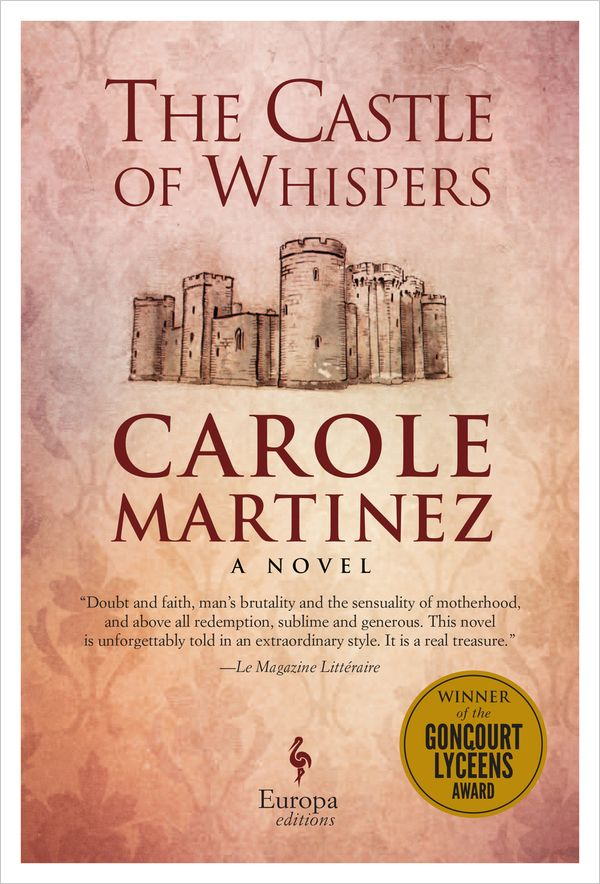the castle of whispers | carole martinez
