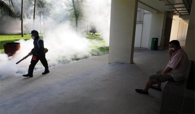 Singapore confirms 27 more locally transmitted Zika cases