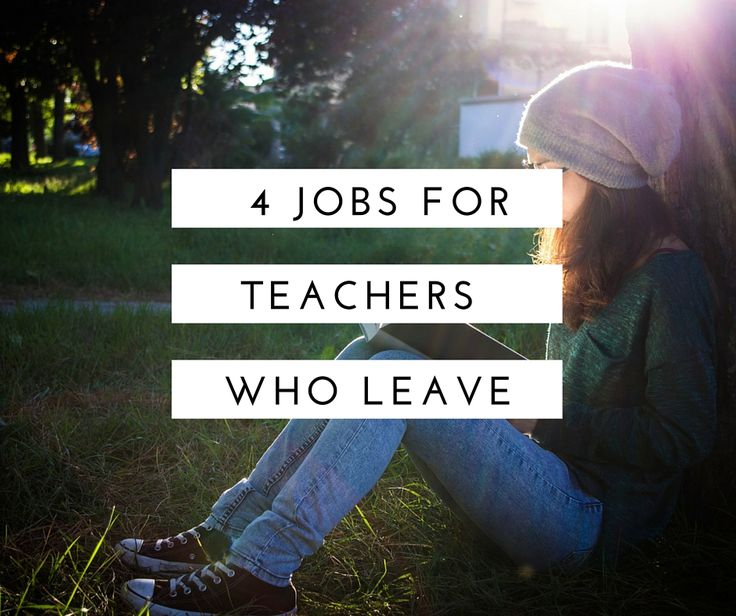 No teacher enters the profession thinking that there will be a day when they can no longer be in front of children. Many new teachers hope to…