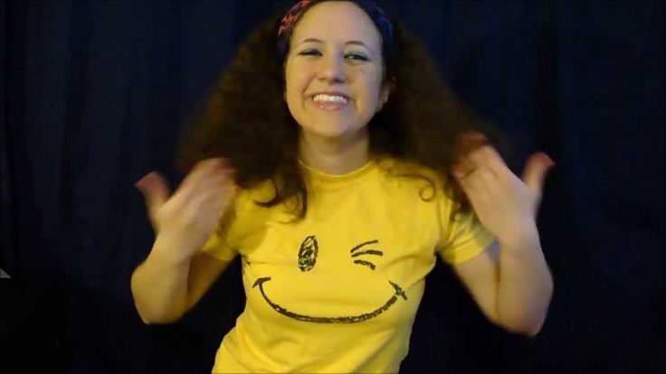 Happy by Pharrell Williams - American Sign Language (ASL)