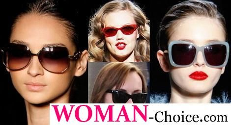 Glasses for your face shape | WOMAN-CHOICE.COM - online magazine for women