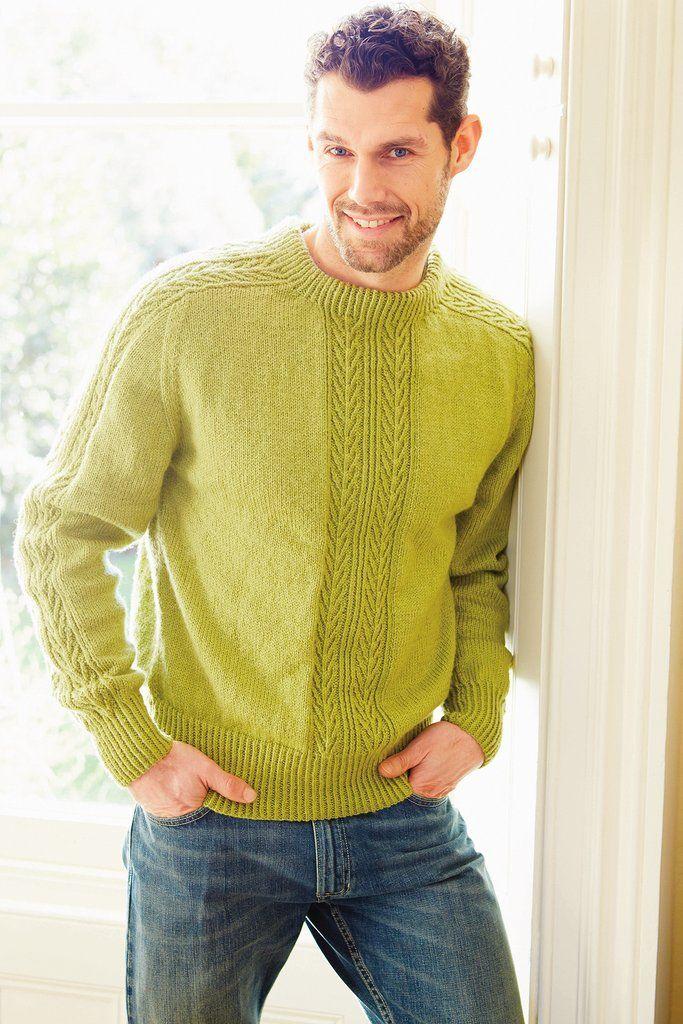 27 best Men\'s Knitting Patterns images on Pinterest | Patrones de ...