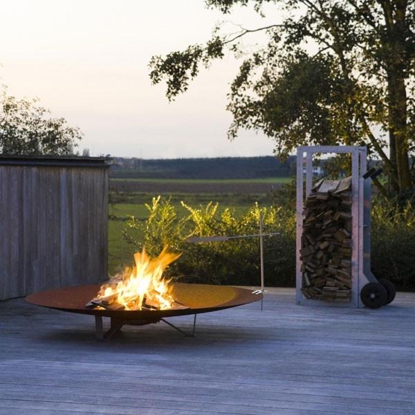les 25 meilleures id es concernant brasero de jardin sur pinterest feu de bois d corations de. Black Bedroom Furniture Sets. Home Design Ideas